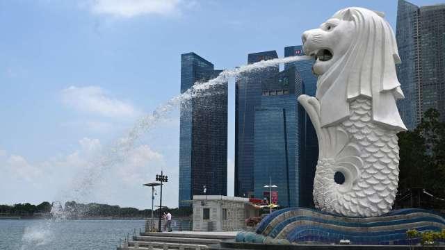 大摩:看多新加坡股市 未來一年預期回報率為14%(圖片:AFP)