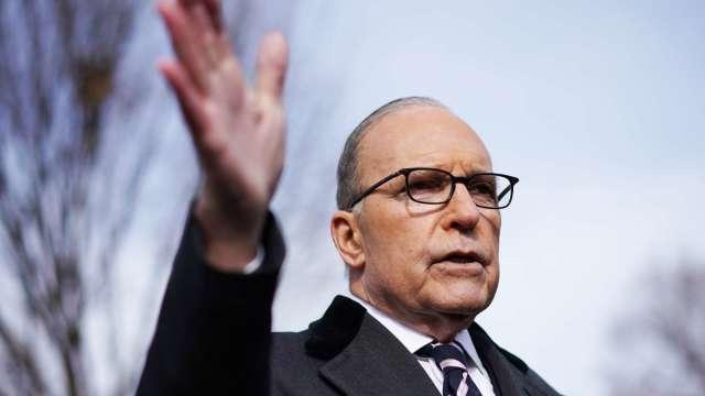 庫德洛認為美國仍能實現V型復甦(圖片:AFP)