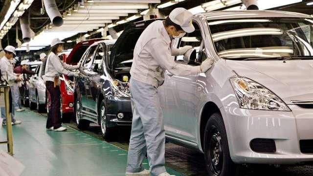 日本求職求才比創逾46年最大降幅 失業人數現3年新低 (圖片:AFP)