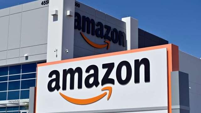 疫情推動下 亞馬遜的品牌價值突破4000億美元居冠(圖片:AFP)