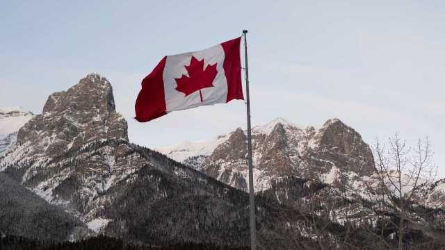 加拿大4月GDP暴跌近12% 創史上最大跌幅(圖:AFP)