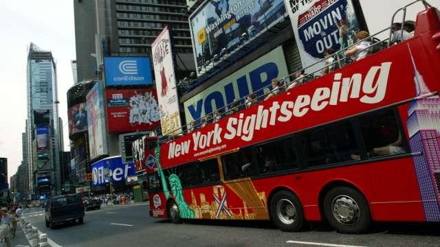 聯合國報告:新冠衝擊全球旅遊業 損失恐超過 3.3 兆美元。(圖片:AFP)