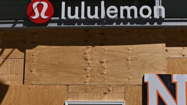 美銀:露露檸檬與Mirror合體 有望創造7億美元營收(圖片:AFP)