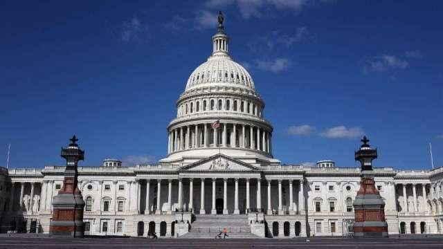 美國眾議院通過法案 因港版國安法制裁中國(圖:AFP)