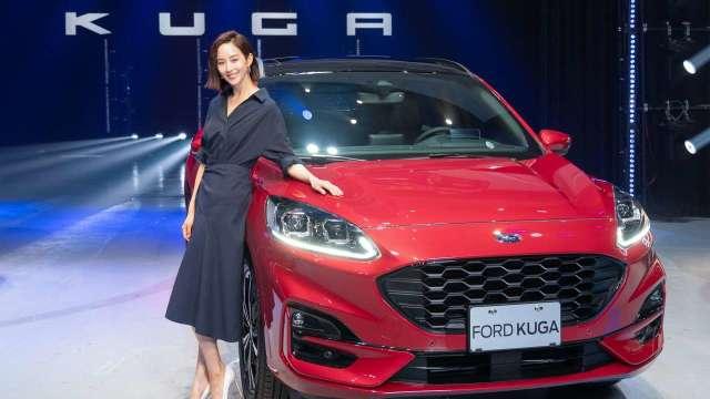 新款Ford Kuga銷售優於預期。(圖:福特六和提供)