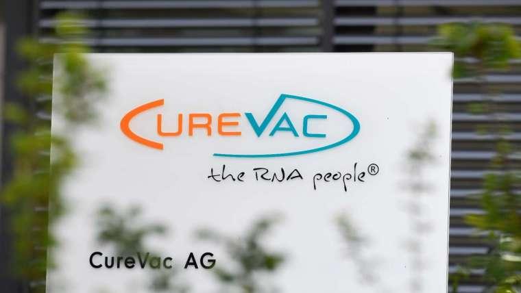 德國生物技術公司 CureVac (圖:AFP)