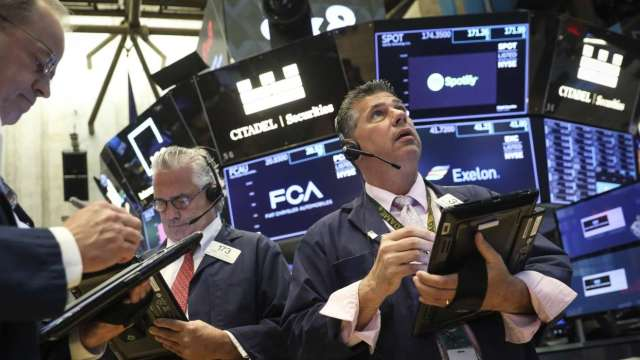 亞馬遜破紀錄連9周上漲 居家辦公ETF跑贏大盤 (圖:AFP)