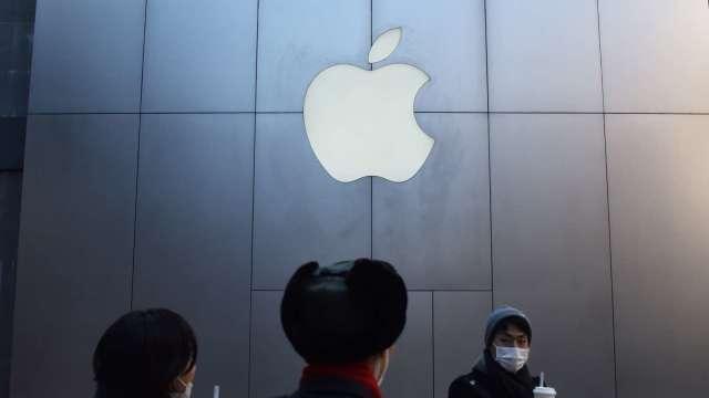 蘋果智慧汽車的黑科技三箭    (圖片:AFP)