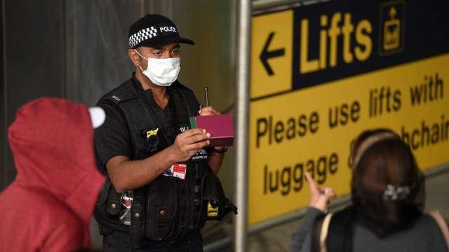 為提振觀光 英國政府週五將公布入境免隔離名單   (圖:AFP)