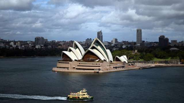 澳洲5月零售業營收現歷史漲幅 景氣恢復可望早於預期 (圖片:AFP)