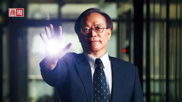 「5G時代到來!」中華電信董座謝繼茂搶先宣布開台,更將從賣訊號轉型賣服務,主攻企業用戶。(攝影者楊文財/商周提供)