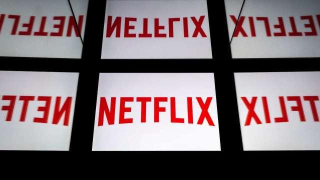 無畏分析師降評 Netflix又刷下52週新高紀錄(圖片:AFP)