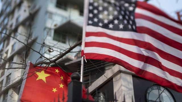 美國商會致信高層 呼籲中國大幅增加對美商品採購(圖:AFP)