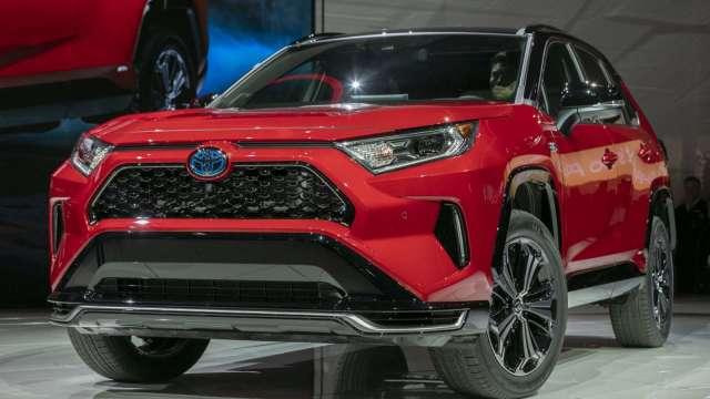 中、美新車需求回溫 豐田H2日本國內生產估達原先計畫9成  (圖片:AFP)