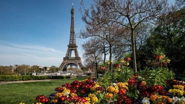 法國估第3季GDP回彈19% 但全年仍萎縮9%(圖:AFP)