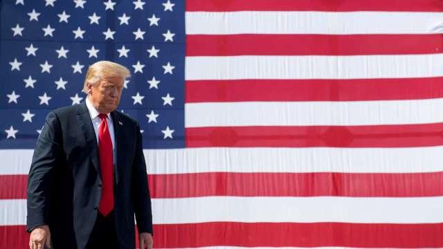高盛:美國大選結果延後出爐 恐致市場高度波動 (圖:AFP)