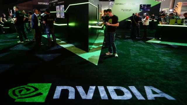 Nvidia市值首超英特爾!躍升美市值最大晶片廠(圖片:AFP)
