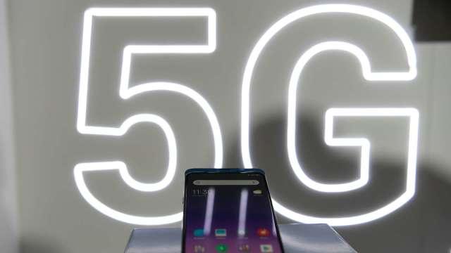 5G網路就定位!Bernstein看漲中國這兩家電信商 (圖片:AFP)