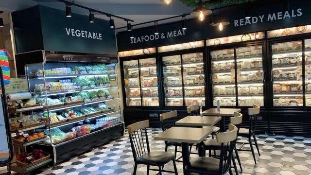 全家冷凍店型3.0。(圖:全家提供)