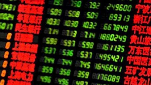 經濟V轉 中國股市挑戰15年高點。(圖:AFP)