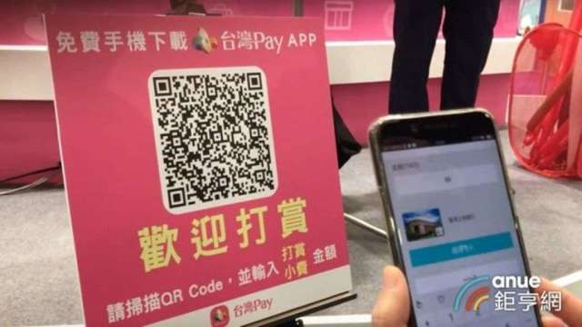 衝刺台灣Pay使用誘因,公股銀加碼祭三大優惠搶客。(鉅亨網資料照)