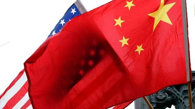 美晶片巨頭高通、博通、德儀 未受貿易戰衝擊    (圖片:AFP)