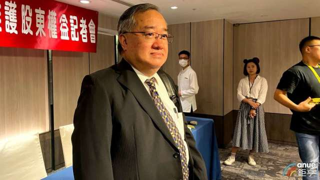 欣同公司負責人林宏信。(鉅亨網記者沈筱禎攝)