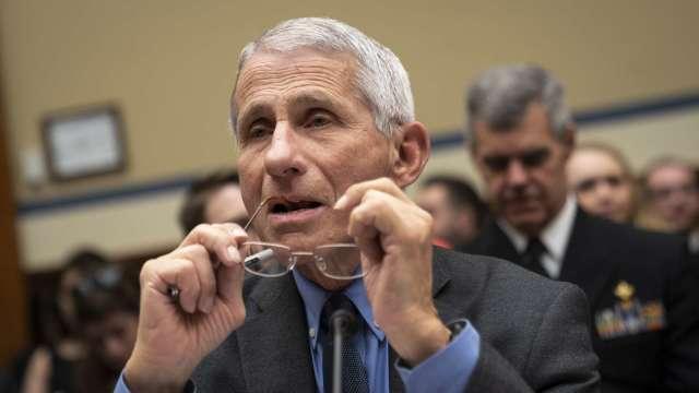 福奇:疫情嚴峻的美國各州 應考慮二度大封鎖 (圖片:AFP)