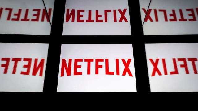 Netflix財報怎麼看?小摩:新增訂閱戶成長緊扣股價走勢 (圖片:AFP)