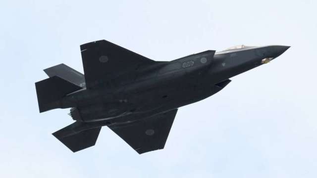 美國同意向日本軍售105架F-35戰機 價值231億美元(圖:AFP)