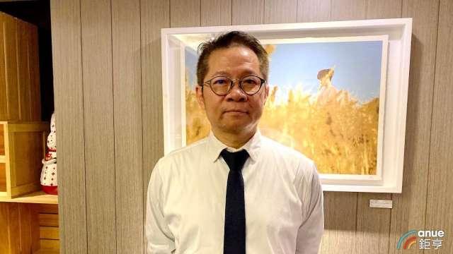 太和-KY董事長特助林順清。(鉅亨網資料照)