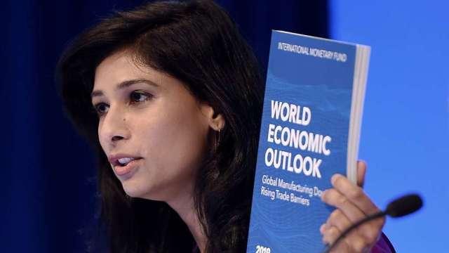 IMF:各國政府宜採「類似股權」形式 支援因疫情受困企業(圖:AFP)