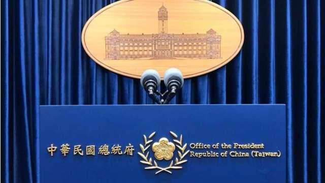 美批准規模6.2億美元對台軍售 總統府:堅實台灣高空層防禦。(圖:總統府提供)