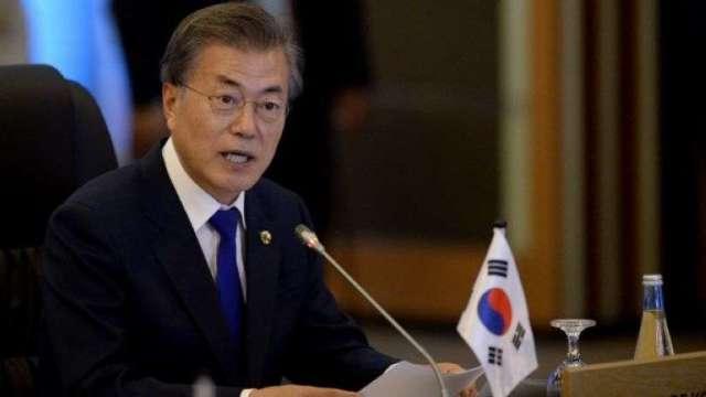 房價飛漲民意反撲 南韓宣布對「多套房產者」提高房地產稅 (圖片:AFP)
