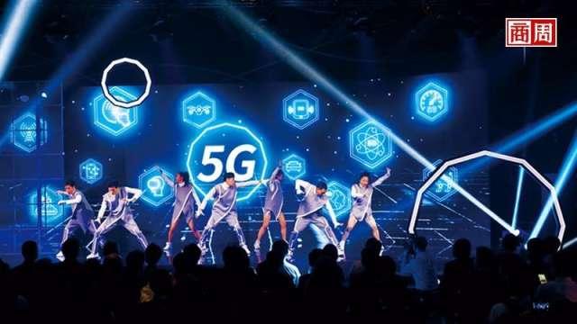 未來近5兆美元的5G商機,是以科技為主的台股,中長期看好的關鍵。(攝影者駱裕隆/商周提供)