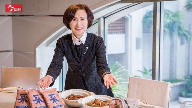 漢來美食總經理林淑婷。(圖:今周刊)
