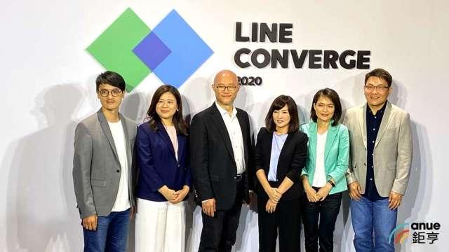 LINE前五大貼圖創作者平均創造2.9億商機,貼文串將引入分潤模式。(鉅亨網記者劉韋廷攝)