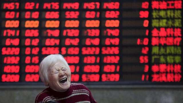 四大訊號浮現 A股可望迎來奔牛行情。(圖:AFP)