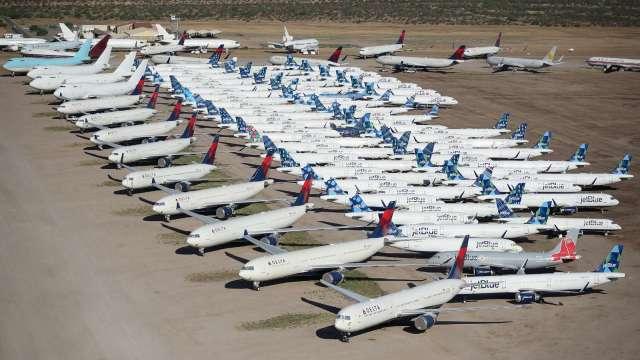 2萬人成冗員!美國航空本週向機師發無薪假預警 (圖片:AFP)