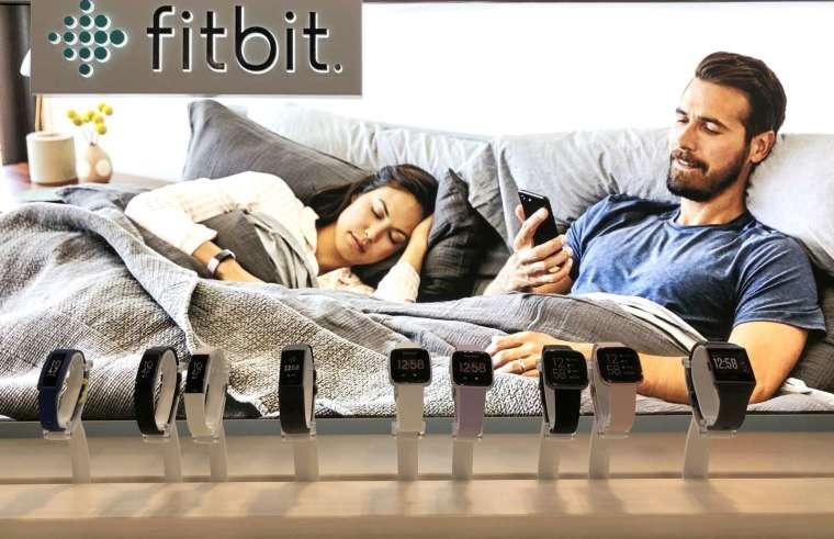 Google 承諾 Fitbit 健康資料不會用於廣告用途 (圖片:AFP)