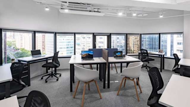 「WORKSPOT Taipei」是荷蘭企業在台北市中心開辦的全新商務空間。(圖/WORKSPOT Taipei提供)