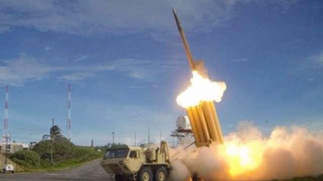 陸外交部 : 反對美對台軍售 將對洛克希德馬丁實施制裁    (圖:AFP)