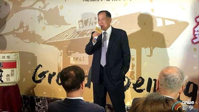 聲寶董事長陳盛沺。(鉅亨網資料照)