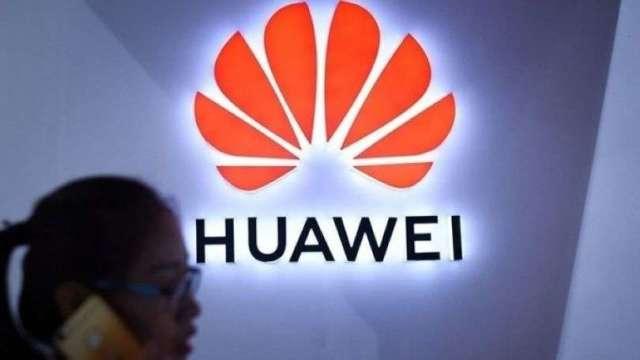 英國宣布:5G網路停止使用華為設備 (圖片:AFP)