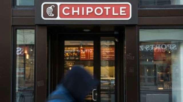 疫情提升線上訂餐需求 Chipotle計畫再雇用1萬名員工(圖:AFP)
