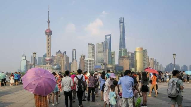 中國1-6月份不含農戶固定資產投資年減3.1% 優於預期(圖:AFP)