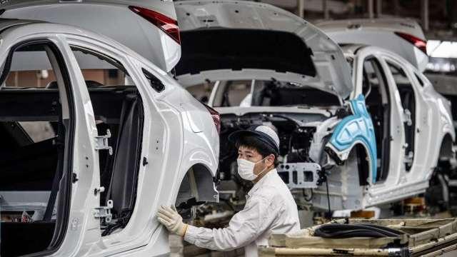 中國6月工業增加值增長4.8% 符合預期(圖:AFP)