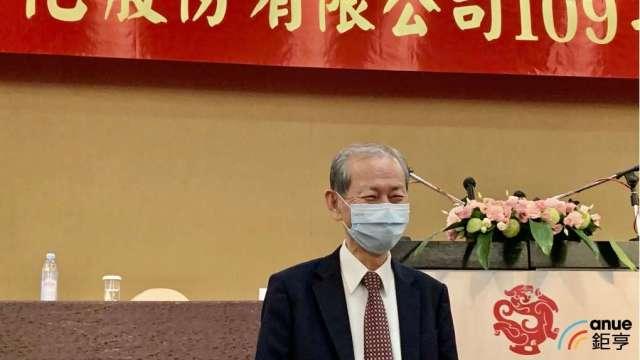 台塑化董事長陳寶郎。(鉅亨網資料照)