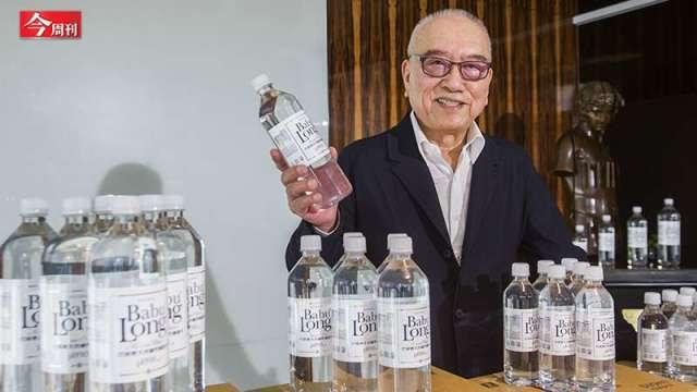 80歲的全豐盛集團總裁陳武剛。(圖:今周刊提供)