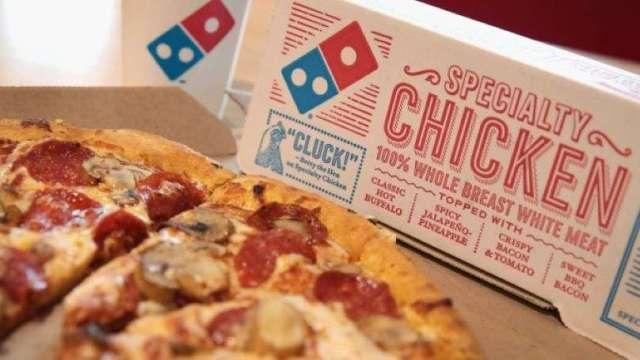 疫情刺激披薩外送需求 達美樂Q2財報優於預期(圖:AFP)